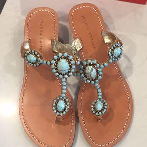 Ivanka Trump size 10 sandals new
